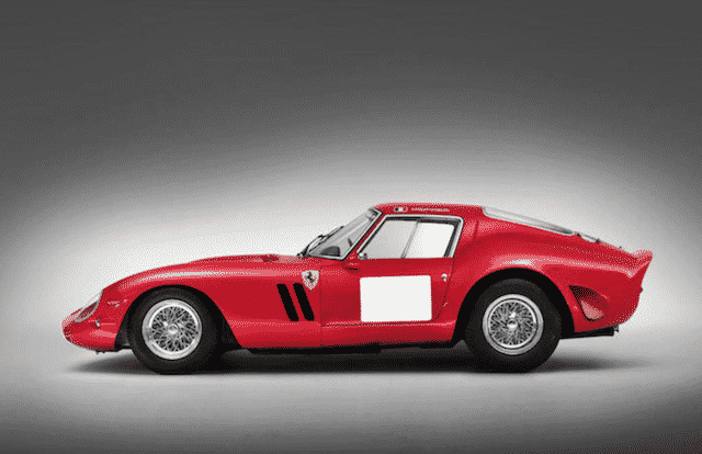 Most Expensive Cars Ever Sold at auction Los 10 autos más caros jamás vendidos en una subasta