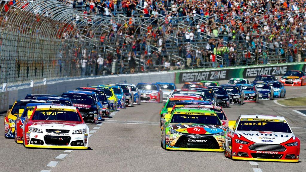 NASCAR 20 de los conductores de Nascar más ricos