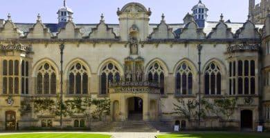 Oxford Los 20 ex alumnos de la Universidad de Oxford más notables en el mundo empresarial