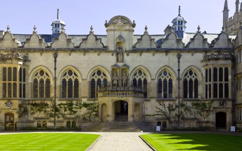 Los 20 ex alumnos de la Universidad de Oxford más notables en el mundo empresarial