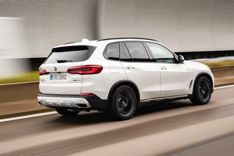 P90374958 highRes Revisión del BMW X5 xDrive 45e 2021