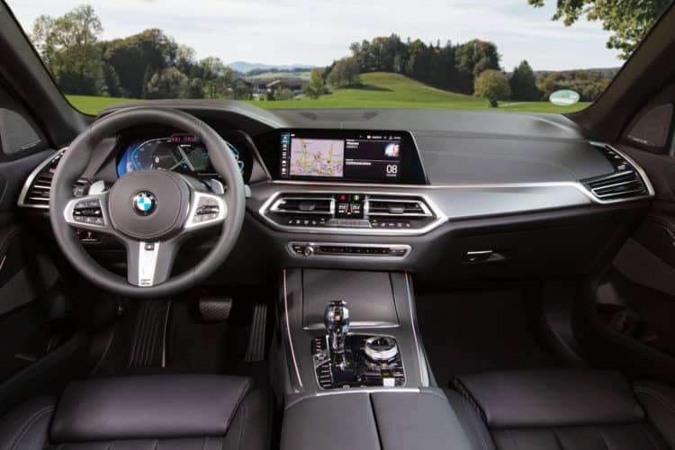 P90374994 highRes Revisión del BMW X5 xDrive 45e 2021