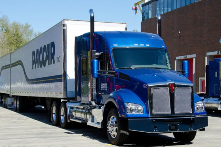 Paccar Truck 10 Things You Didn't Know About Paccar CEO Ronald E. Armstrong