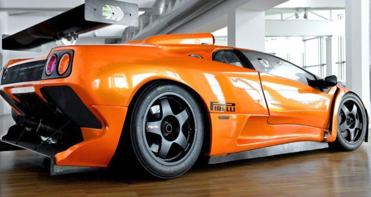 Pirelli Diablo La historia y evolución del Lamborghini Diablo