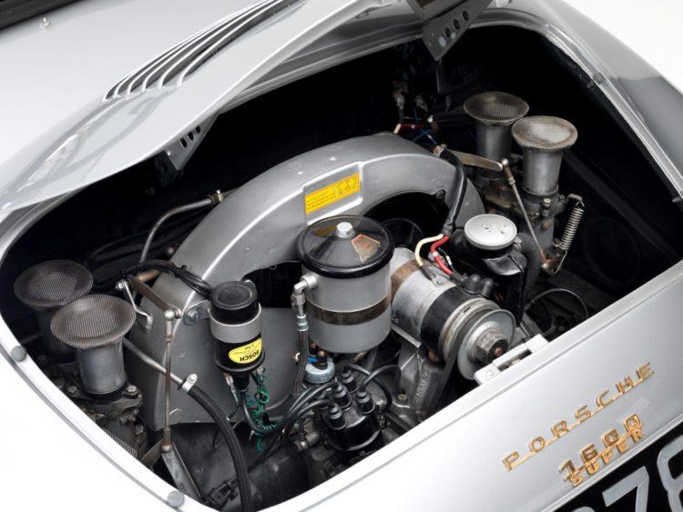 Porsche 356 Speedster 10 Historia y evolución del Porsche 356