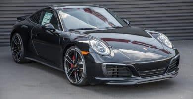 Porsche 911 Carrera Los 10 modelos Porsche más confiables de todos los tiempos