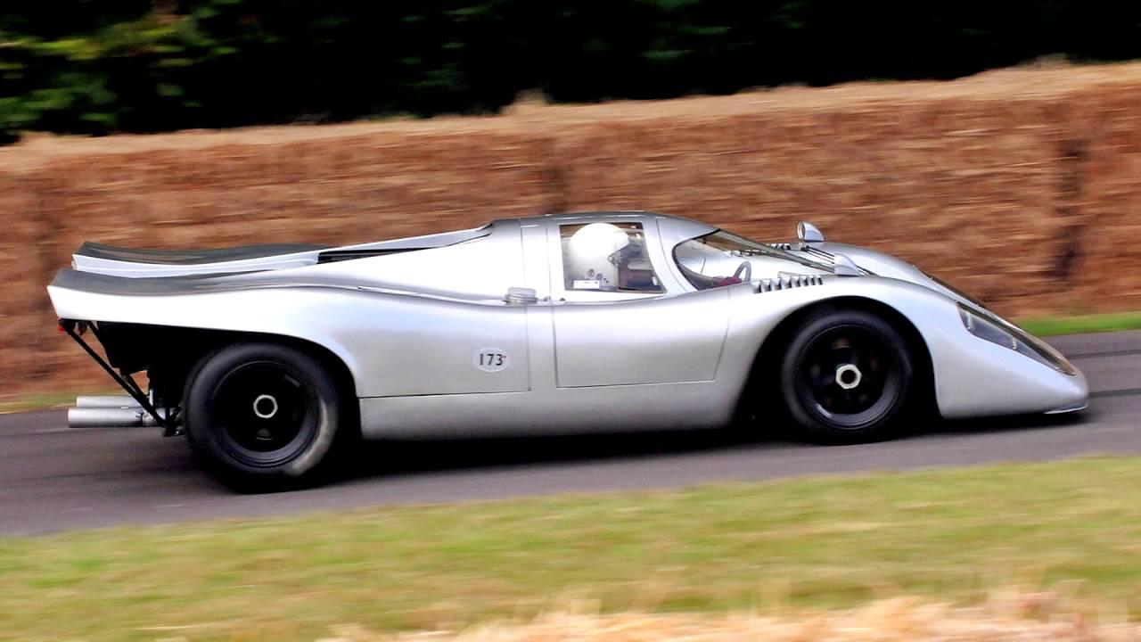 Porsche 917K Road Car Los 10 autos Porsche más caros jamás vendidos