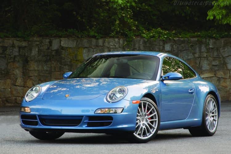 Porsche 997 Club Coupe 17814 Historia y desarrollo del Porsche 997