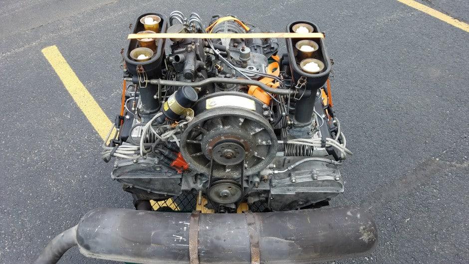 Porsche Engine ¿Qué hace que un motor Porsche sea tan único?