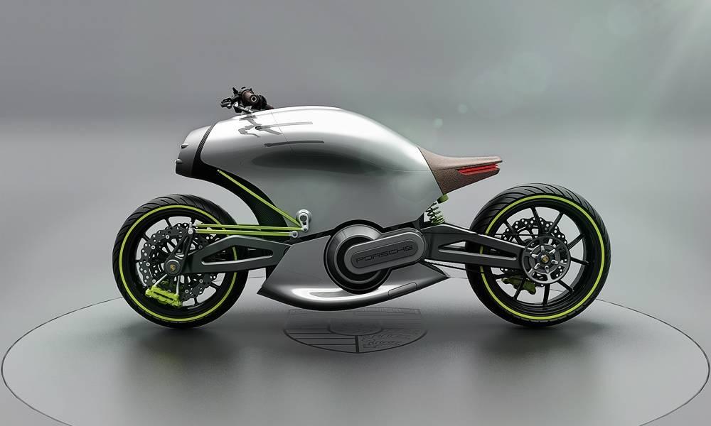 Porsche Make Motorcycles ¿Porsche fabrica motocicletas?