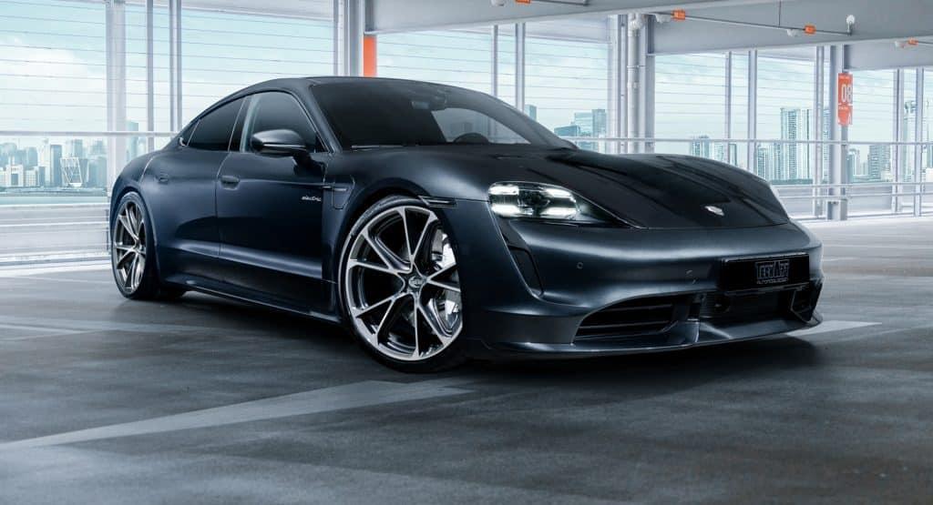 Porsche Rims Different from Those on Other Cars ¿Qué hace que las llantas Porsche sean diferentes de las de otros automóviles?