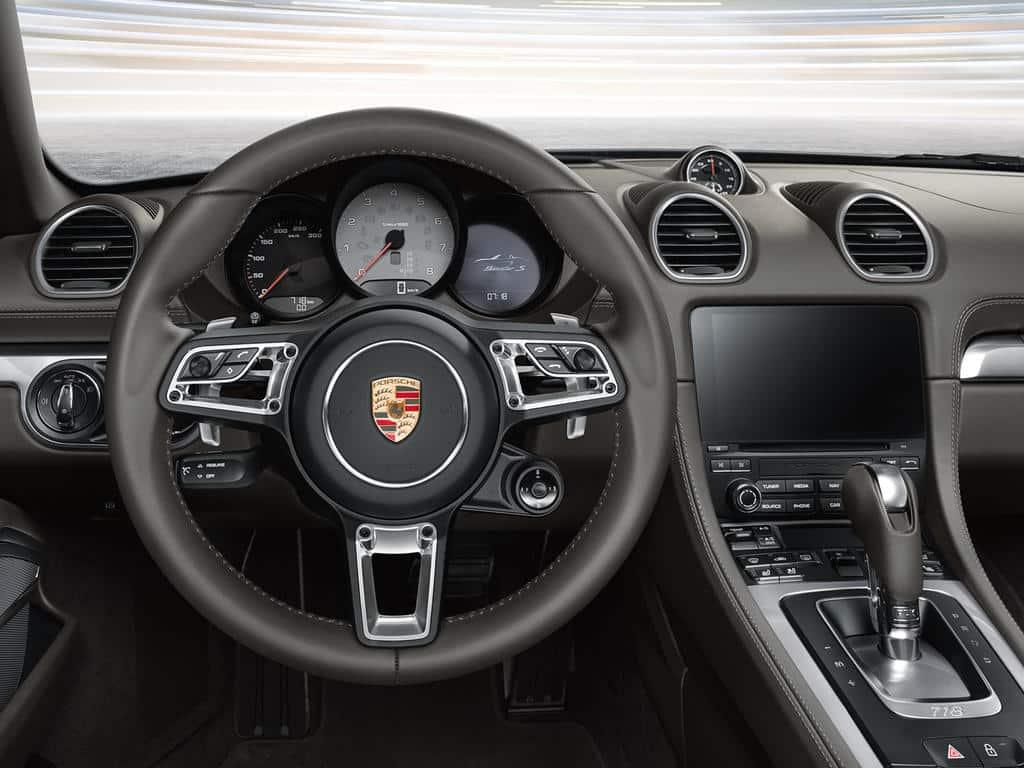 Porsche Steering Wheel ¿En qué se diferencia el volante Porsche del de otros coches?