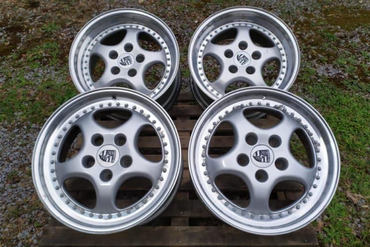 Porsche ruedas 2