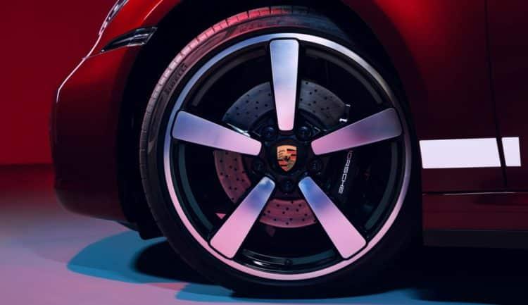 Porsche ruedas