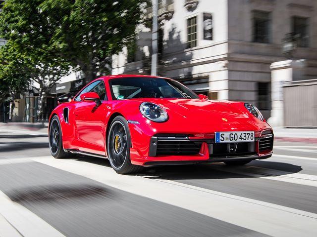 Porsche es un Turbo 1