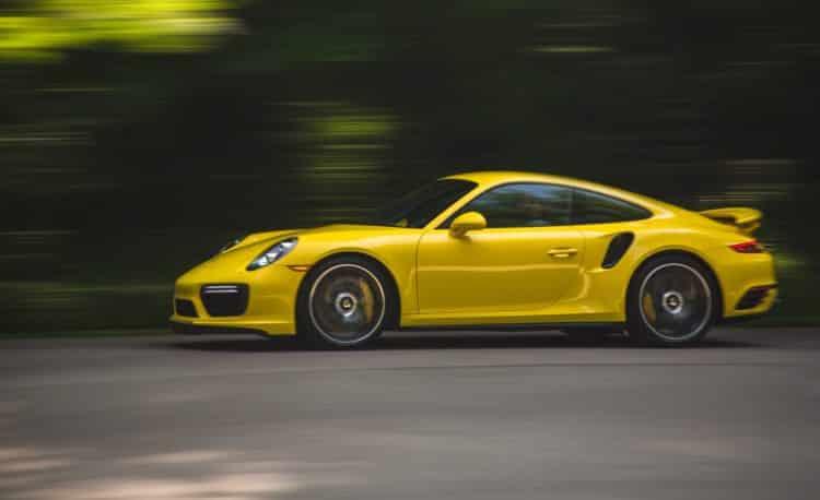 Porsche es un Turbo 2