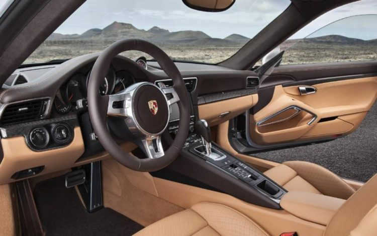 Porsche es un Turbo 3