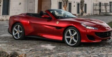 Portofino 10 cosas que te encantarán del Ferrari Portofino