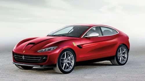 Purosangue Lo que sabemos sobre el SUV de Ferrari: Purosangue