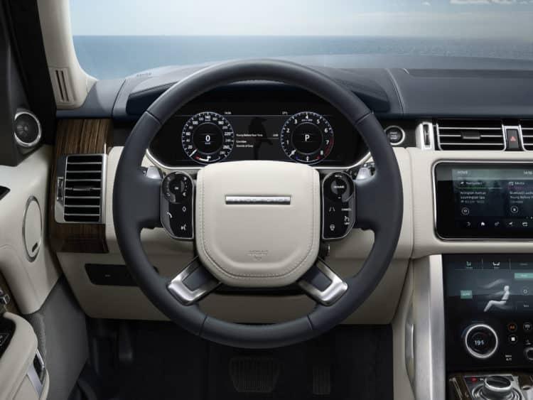 RR 21MY 150720 04 Revisión del Range Rover HSE Westminster 2021