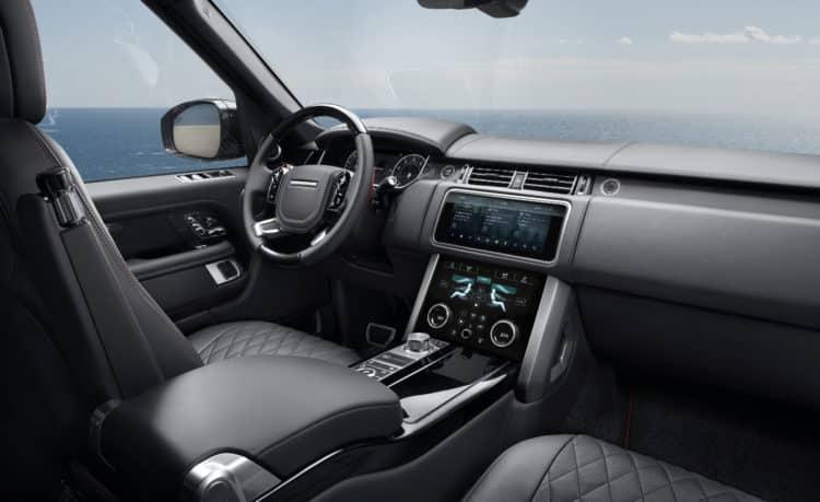 RR 21MY SVAD BLACK 150720 02 Revisión del Range Rover HSE Westminster 2021