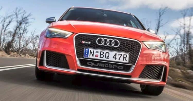 RS3 Sportback Historia y evolución del Audi RS3