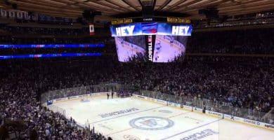 Rangers Game ¿Cuánto cuesta asistir a un juego de los New York Rangers?