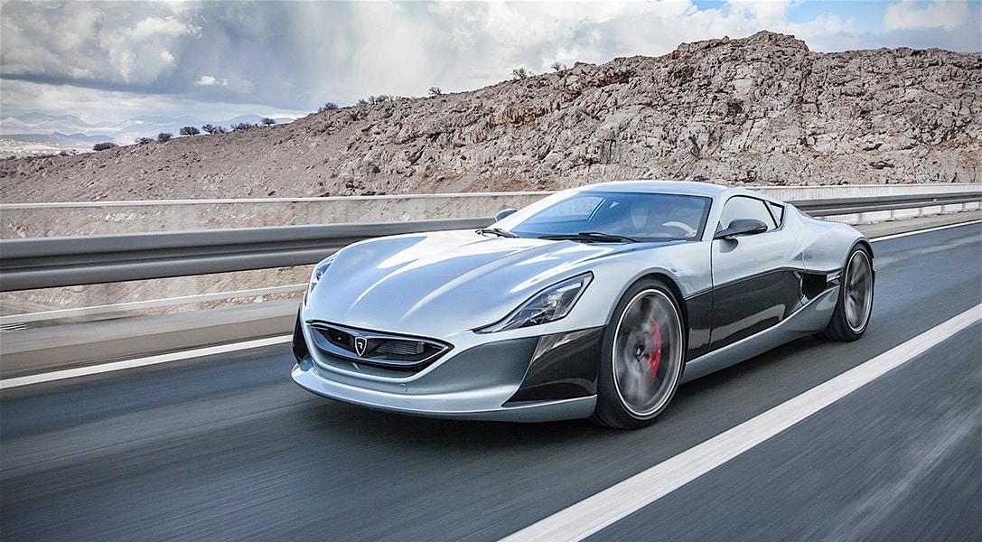 Rimac Concept One Llevando los superdeportivos eléctricos al futuro