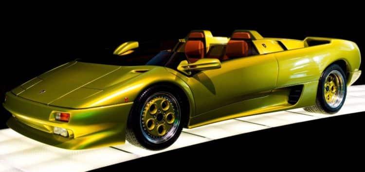 Roadster La historia y evolución del Lamborghini Diablo