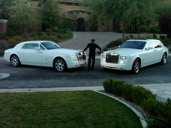 Ghost Rolls Royce