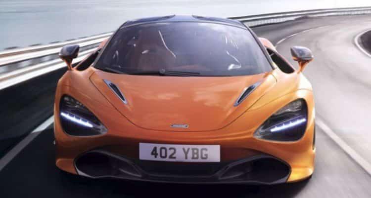 SUper Series Cinco autos asombrosos del Salón Internacional del Automóvil de Dubai 2017