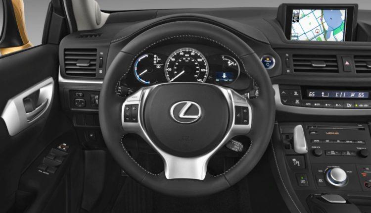 Safety Lexus Historia y evolución del Lexus CT200H