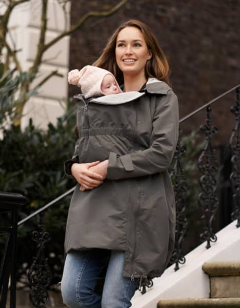 Seraphine 3 in 1 Winter Maternity Parka The five best convertible baby carriers on the market today