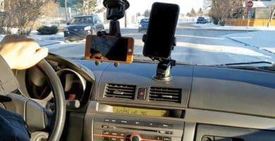 Smartphone Mount Los cinco mejores soportes de montaje para teléfonos inteligentes para su automóvil