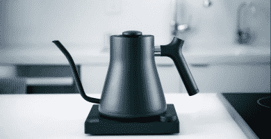 Stagg La tetera eléctrica para los amantes del café