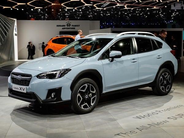 Subaru Crosstrek 1 Los diez SUV más importantes de 2018 a tener en cuenta