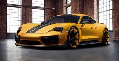 Taycan Guía del comprador para obtener un Porsche usado