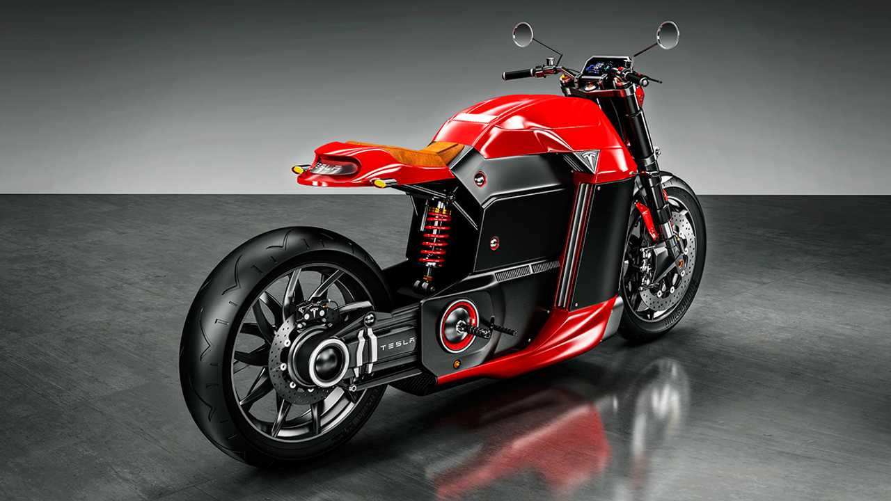 Tesla Make an Electric Motorcycle ¿Tesla fabrica una motocicleta eléctrica?