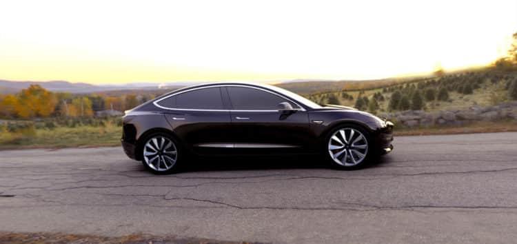 Tesla Model 3 Los 10 coches eléctricos más esperados para 2018