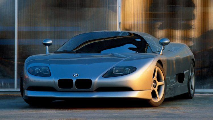 El BMW Nazca M12 y C2
