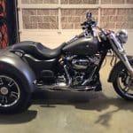 The Harley Davidson Freewheeler for 2018 10 beneficios de tener una tarjeta de crédito Harley Davidson