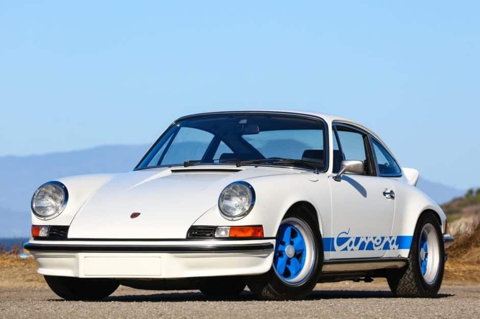 The Porsche 911 Carrera RS 10 de los mejores modelos Porsche Carrera de todos los tiempos