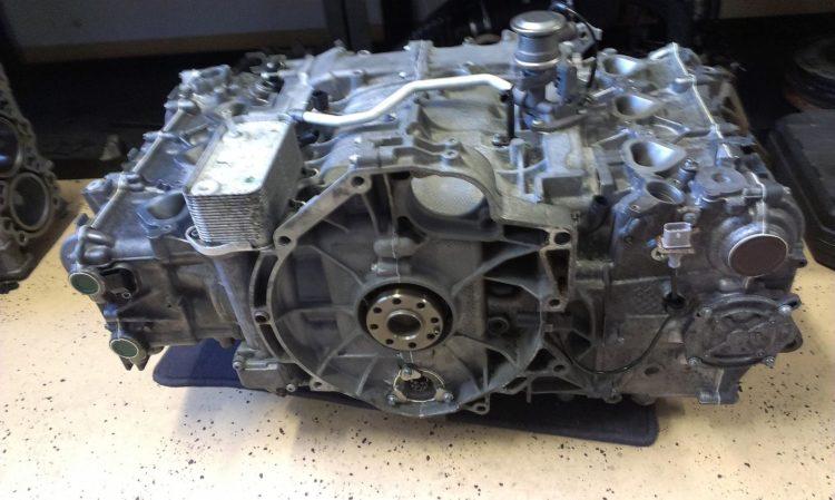 El motor Porsche Boxer