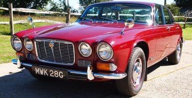 The oldest Jaguar XJ in existence Historia y evolución del Jaguar XJ