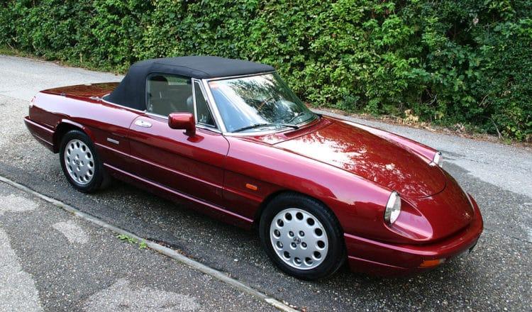 1993 Alfa Romeo Araña
