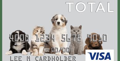 Total VIsa Tarjetas de crédito de aprobación garantizada con límites de $ 1000 por mal crédito