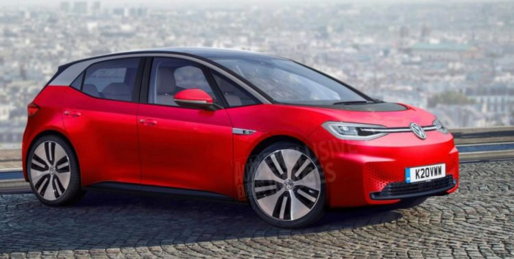 VW neo 20 coches eléctricos que no podemos esperar a ver en 2020