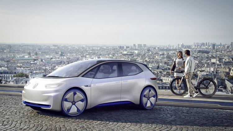 Volkswagens 2025 Transform Plan ¿Qué es el Plan de transformación 2025 de Volkswagen?