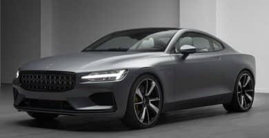 Volvos Polestar El Polestar de Volvo puede ser el automóvil eléctrico de cuatro puertas del futuro