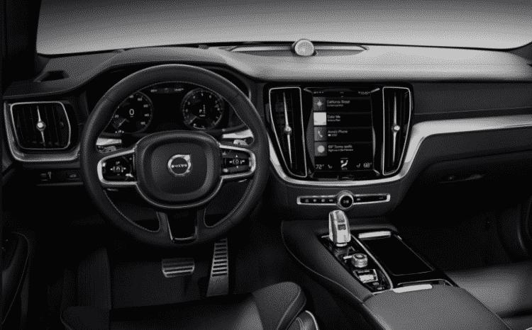 Interior Polestar de Volvo